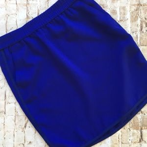 J. Crew Skirts - J. Crew Purple Skirt with Pockets